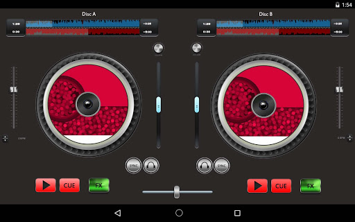 DJ Party Mixer Music Sound