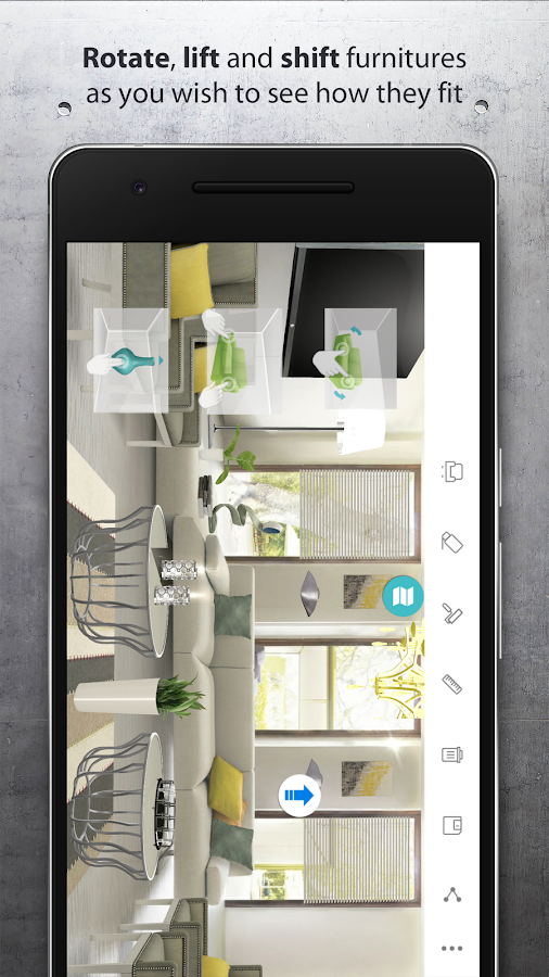 Homestyler interior design decorating ideas android for Homestyler 3d