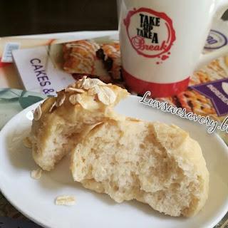 Oatmeal Honey Rolls