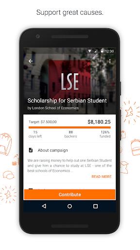 玩免費教育APP|下載Stellup - Alumni Crowdfunding app不用錢|硬是要APP