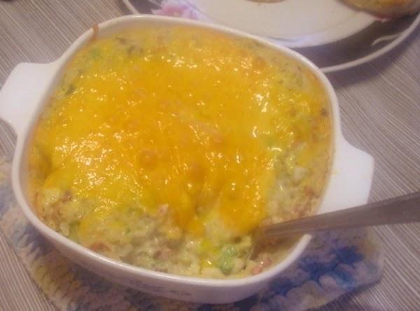 Broccoli And Rice Casserole Recipe