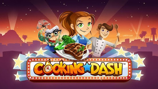 COOKING DASH Imagen do Jogo