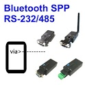 Bluetooth V2.1 SPP Terminal icon