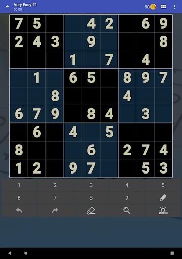 Sudoku Free - Classic Brain Puzzle Game screenshot 16