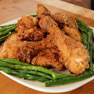 Garlic Fried Chicken