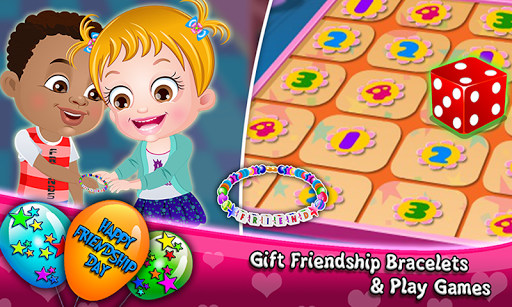 Baby Hazel Friendship Day  {cheat|hack|gameplay|apk mod|resources generator} 4