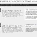 Emmanuel Abiodun Olatoyes Blog icon