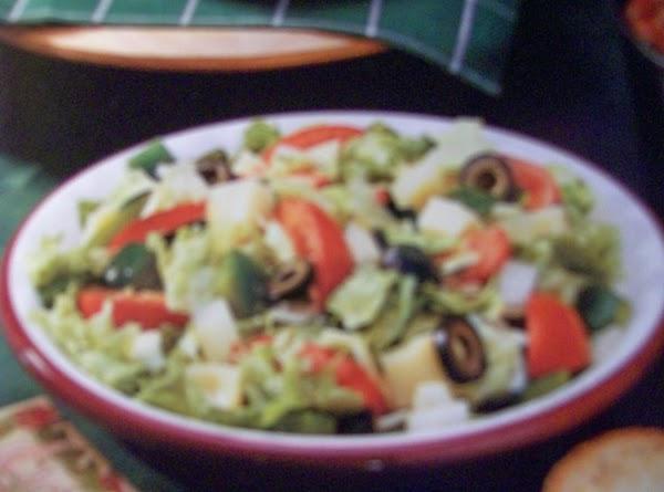 Garden Of Olives Salad By Freda Recipe