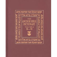ANCHOR BIBLE DICTIONARY, VOLUME 4