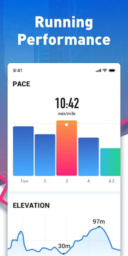 Running App - Run Tracker with GPS, Map My Running 1.1.0 screenshots 2