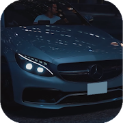 Game Drift Racing Mercedes-Benz C63 Simulator Game APK for Kindle