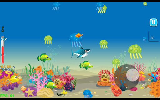 Shark Journey - Feed and Grow Fish Game filehippodl screenshot 11