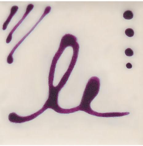 Designer Liner Purple