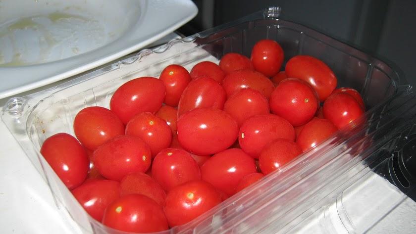 El cherry presenta el mayor crecimiento de consumo del conjunto de tomates