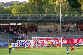 Photo: 01/08/08 v Libourne (CN) 2-1 - contributed by Gary Spooner