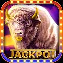 Lucky Buffalo 777 Golden Casino Jackpot Slots Game icon