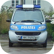 Police Car Chase Offroad