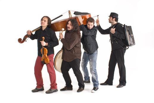 Οι Luca Ciarla Quartet στο Μέγαρο Μουσικής Θεσσαλονίκης