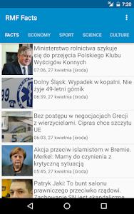 RMF news screenshot 1