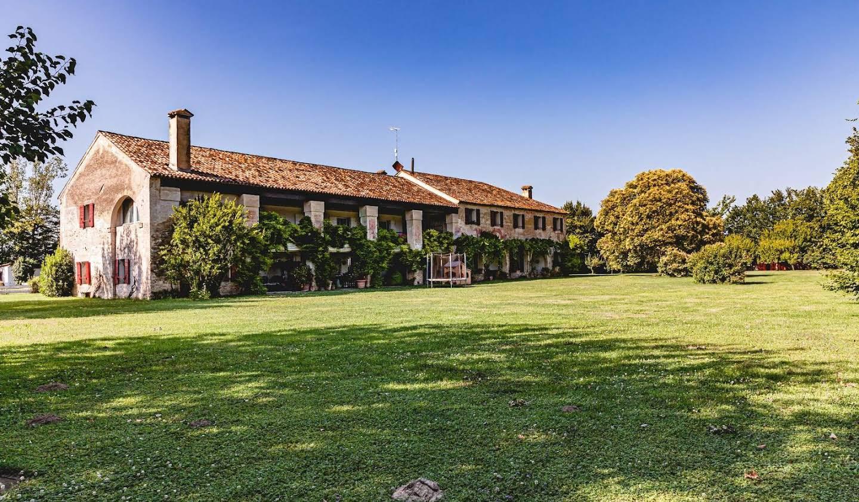 Villa avec jardin et terrasse Monastier di Treviso