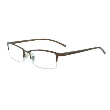 Gafas Lectura FTG   HY1057/250 JEFFREY ALUM MA MTL CAFÉ