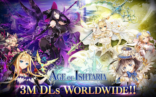 Age of Ishtaria - A.Battle RPG 1.0.37 screenshots 2