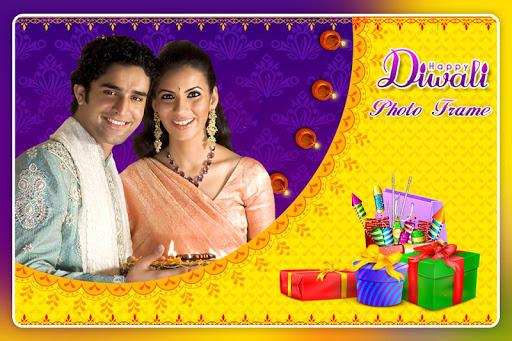 Diwali Photo Frames : Diwali Photo Editor 1.0 screenshots 1