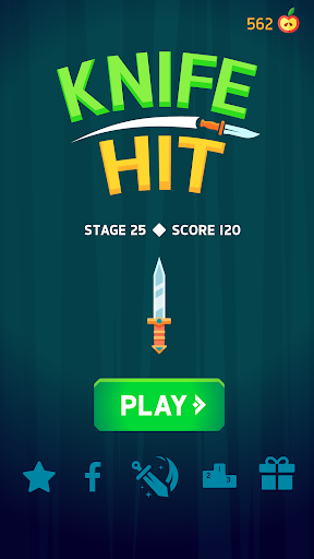 Knife Hit - screenshot