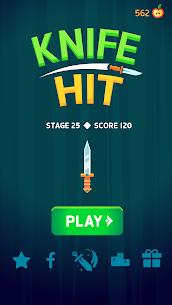 Knife Hit MOD ( Free Shopping) 4