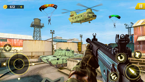 Modern Commando Desert Strike: Free Shooting Games 1.0 screenshots 6