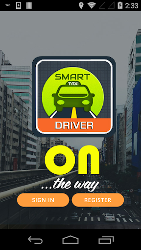 Smart Taxi - Drivers
