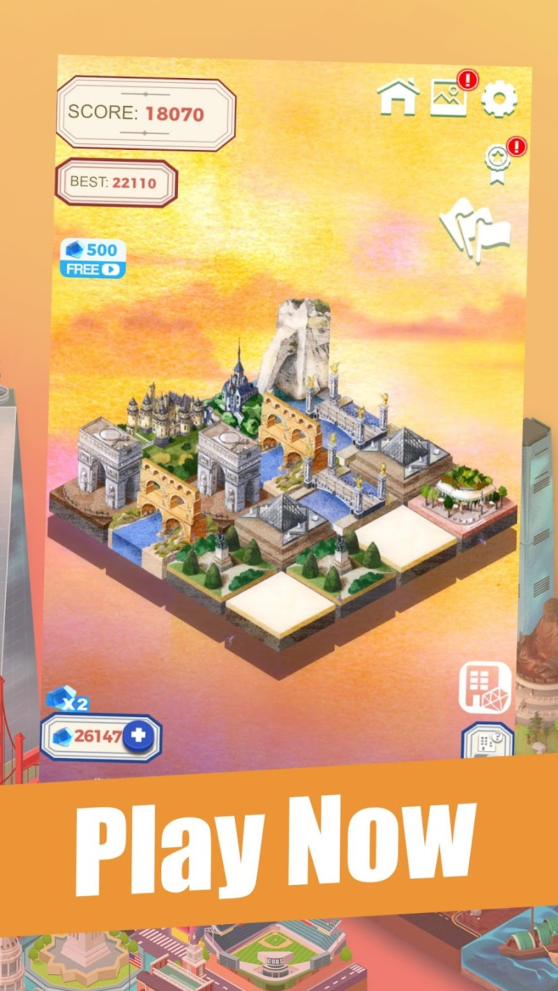 World Creator - 2048 Puzzle & Battle Screenshot 7