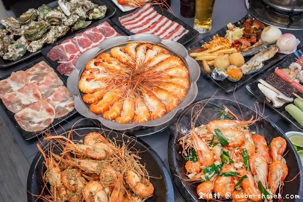 真蝦流頂級水道蝦餐廳