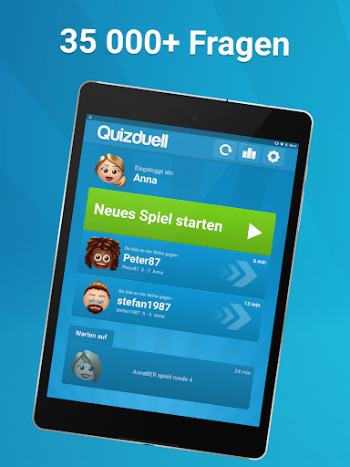 Quizduell screenshot 7