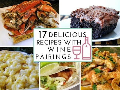 17 Delicious Recipes With Wine Pairings