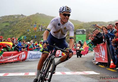 """Deux Autrichiens suspendus par l'UCI, De Gendt ironise: """"Mon maillot de meilleur grimpeur?"""""""