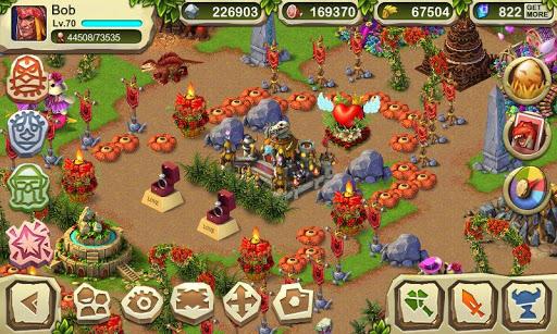 Dinosaur War screenshot 1