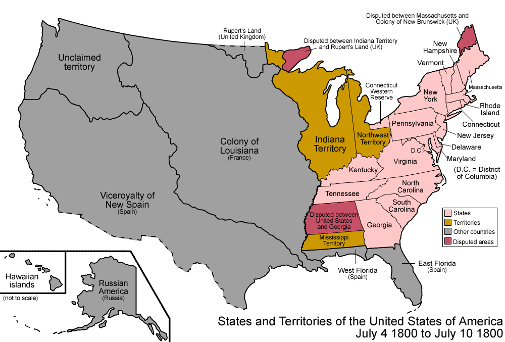 Lesson 1 - The Louisiana Purchase - Westward Expansion Unit