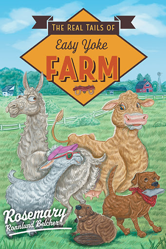 The Real Tails of Easy Yoke Farm cover