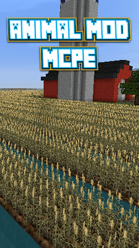 MCPEの動物モッズ*