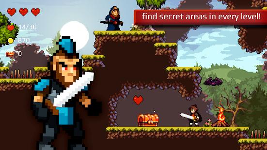Apple Knight: Action-Adventure Platformer for PC-Windows 7,8,10 and Mac apk screenshot 8