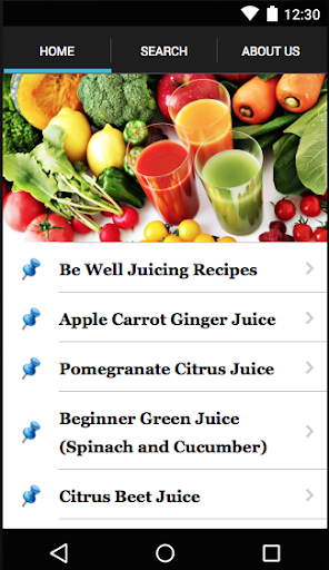 Refreshing Juice Recipes