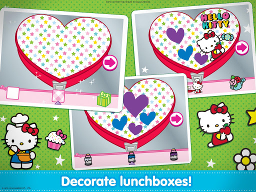 Hello Kitty Lunchbox 1.12 screenshots 9