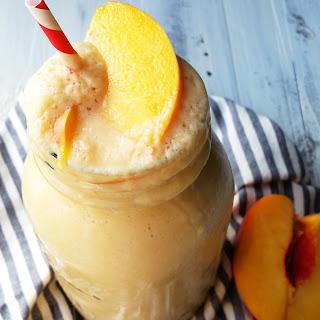 Peach Harvest Apple Smoothie