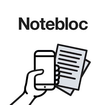 Notebloc - Scan, save & share