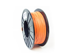 Orange PRO Series Nylon Filament - 3.00mm (0.75kg)