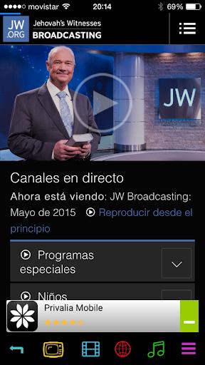 Jehová Broadcasting TV