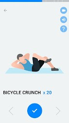 Six Pack in 30 Days - Abs Workout APK screenshot thumbnail 13