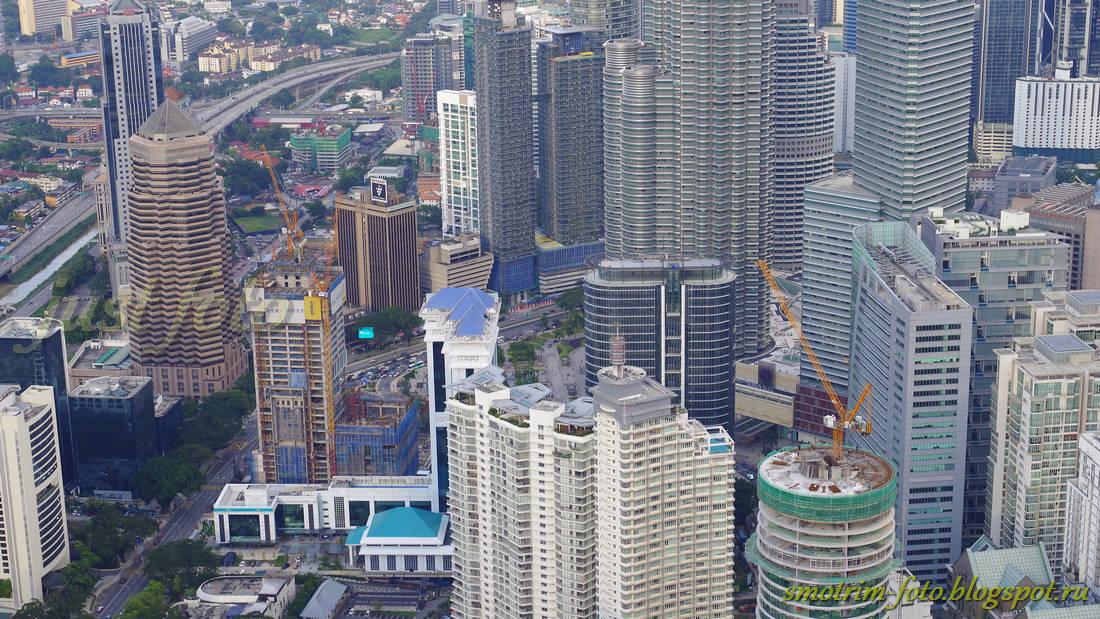 Куала-Лумпур отели