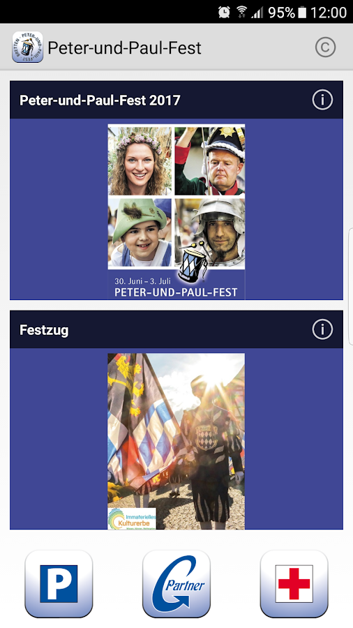 Peter-und-Paul-Fest – Screenshot